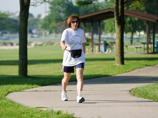 FILE - The Healthiest Manitowoc County Activity and Nutrition Coalition organized a 14-week activities calendar to encourage residents to become more physically active.
