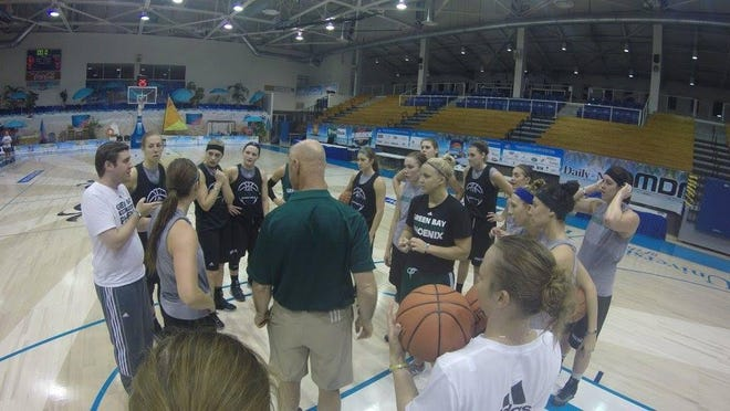 The UW-Green Bay women's basketball team beat Tulane 79-58 on Friday at the Paradise Jam in the Virgin Islands.