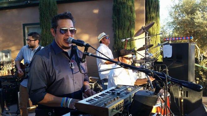 "The current lineup of August is Leo Espino (trumpet), Danny Rodriguez (congas), Jesse Rodriguez (timbales), Jimmy Villalobos (sax) Richard Vasquez (trombone), Ed ""Scooter"" Torres, (keyboards and lead vocals), Mercedes Costa (lead vocals), Joel Costa (keyboards and trumpet), Robert Casarez, Jr. (bass guitar), Mario Anaya (drums), and Chris Casarez (guitar)."