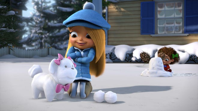 """""""Mariah Carey's All I Want for Christmas Is You,"""" an animated feature based on Carey's song and subsequent book, is now on Blu-ray, DVD and various streaming sites."""