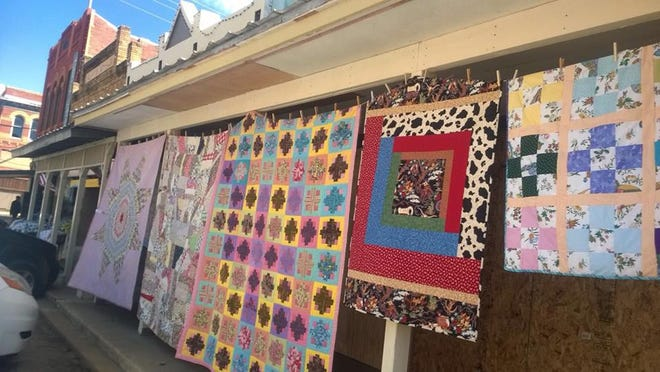 Airing of the Quilts is in Smithville this Saturday from 10 a.m. to 3 p.m. downtown.