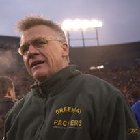 Looking back: Former Packers coach Mike Sherman
