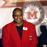 Former Mississippi State star and NFL player Tyrone Keys was inducted into the Mississippi Sports Hall of Fame in 2009. Keys will return to Jackson on Sept. 23 to celebrate Mississippi State's 6-3 win over Alabama.