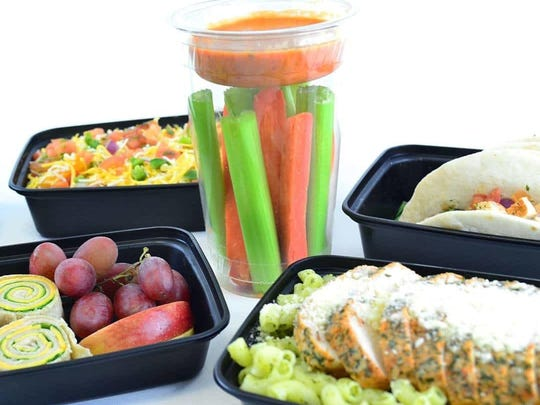 Eat Fit Go in Ankeny offers food with fresh and healthful ingredients.