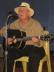 Country Joe McDonald, best known for his anti-Vietnam