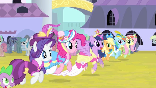 'My Little Pony' appears on the Hub Network