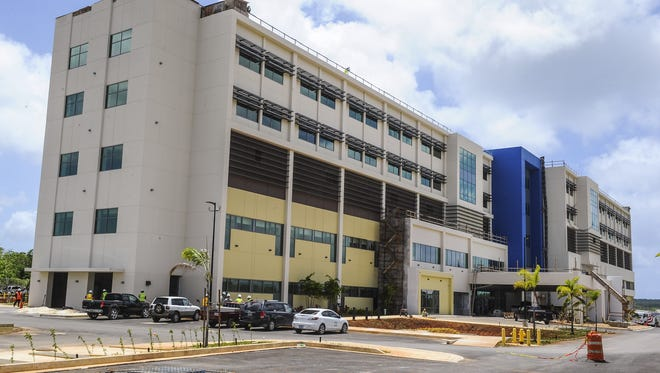 The Guam Regional Medical City hospital in Dededo as photographed on April 22. PDN file photo