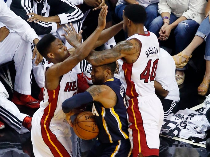 2014 nba eastern conference finals pacers vs heat