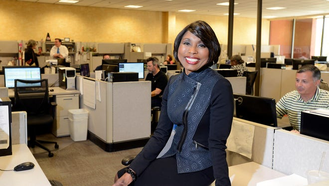 After nearly 40 years with WLOS-News 13, most them as an anchor, Darcel Grimes will retire as of May 8, 2020.