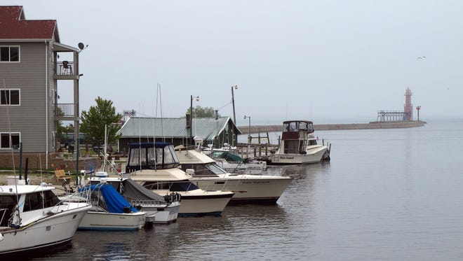 Algoma has long been known for sport and commercial fishing.