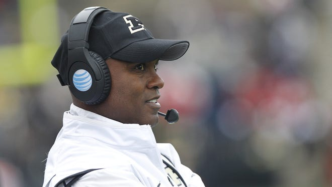 Purdue coach Darrell Hazell looks to add impact players in class of 2016.