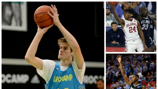 Here's a look at the Suns' prospects with their first pick, No. 4 overall