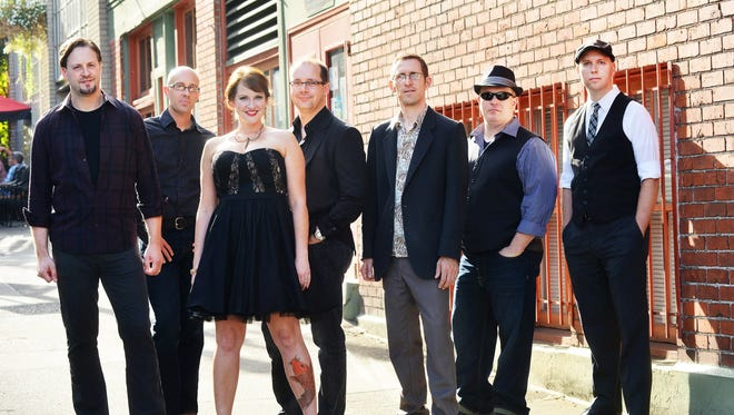 Trixy and The Nasties will play blues and rock 5:30 to 7 p.m. Aug. 6 for the Salem Block Party on High Street.