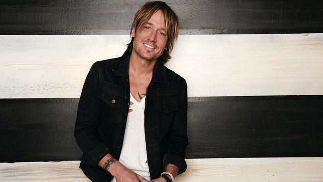Keith Urban brings his ripCORD World Tour 2016 to Las Cruces at 7:30 p.m. Oct. 18, at the Pan American Center. Tickets range in price from $35.50 to $63.50, and are available through Ticketmaster outlets, www.ticketmaster.com, 800-345-700 and the Pan Am Ticket Office.