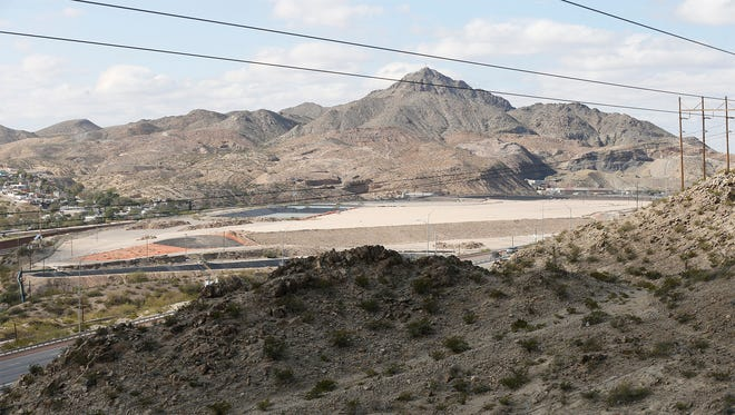 The University of Texas at El Paso is set to acquire the former Asarco property.