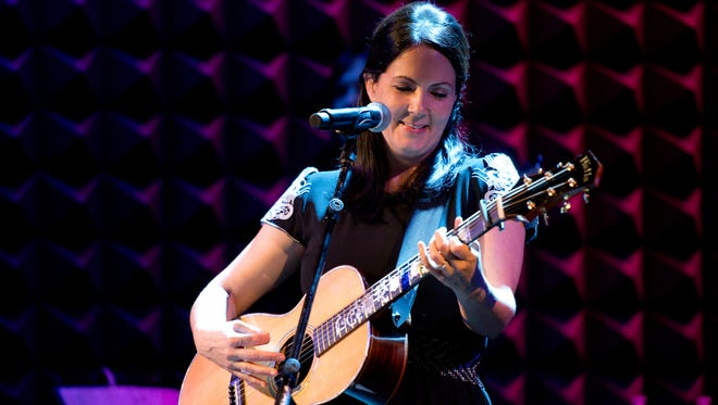 Lori McKenna is a nominee for ACM's Songwriter of the Year.