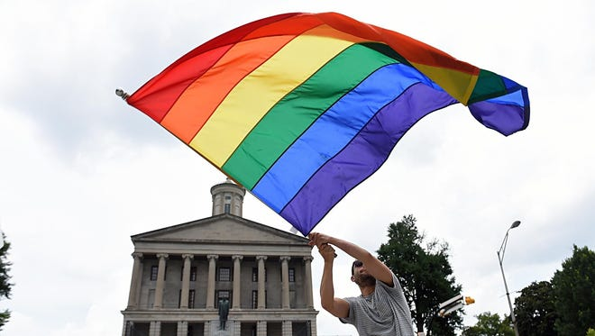 """Although their lawsuit was dismissed, the plaintiffs in a case concerning Tennessee's """"natural and ordinary"""" meaning law are claiming victory after  Davidson County Chancellor Ellen Hobbs Lyle declared that same-sex couples in Tennessee have the same rights as heterosexual couples when it comes to artificial insemination."""