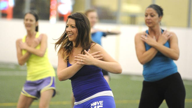 Getting fit is always a top new year's resolution. Metro Parks Rec centers have a variety of free and $3 fitness classes yearound.