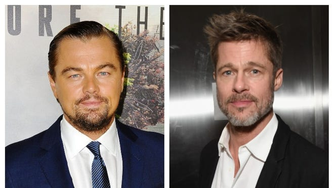 Leonardio DiCaprio and Brad Pitt will star in Quentin Tarantino's next film, 'Once Upon a Time in Hollywood.'