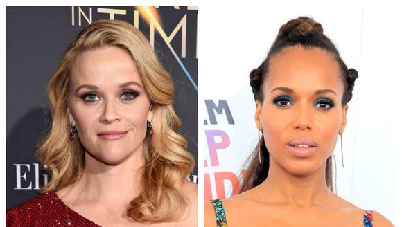 Reese Witherspoon and Kerry Washington are teaming