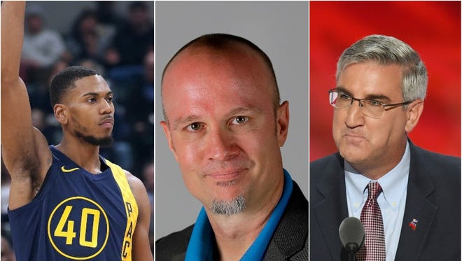 Here's who Eric Holcomb, Glenn Robinson III, Barack Obama and Gregg Doyel picked to win the NCAA tournament.