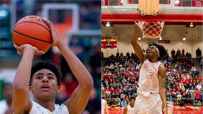 Louisville coach Chris Mack offered Armaan Franklin and Keion Brooks hours after leaving Xavier.