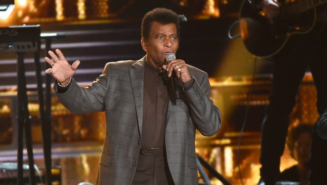 Charley Pride will celebrate his 25th anniversary as a Grand Ole Opry member in May.