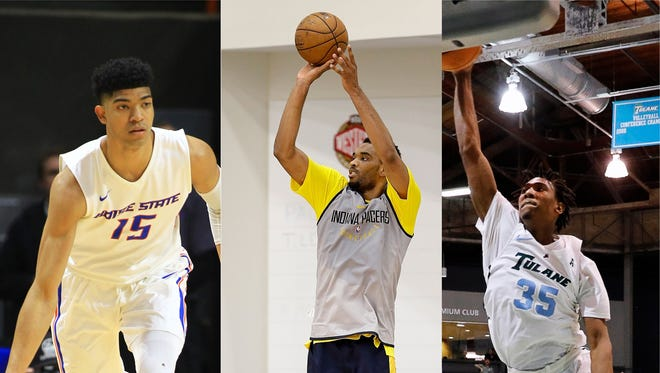 Here are some players the Indiana Pacers could target in Thursday's NBA Draft.