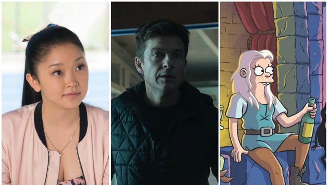 """To All The Boys I've Loved Before,"" ""Ozark"" Season 2 and ""Disenchantment"" are among the titles arriving on Netflix in August."