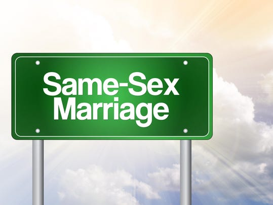 a discussion about same sex marriage and whether they deserve those rights Even issues like same-sex marriage, and they wonder whether such an  anti-same-sex-marriage rights  in his discussion of same-sex unions and.