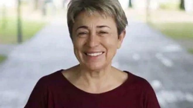 Secretária de Estado das Comunidades Portuguesas, Berta Nunes.