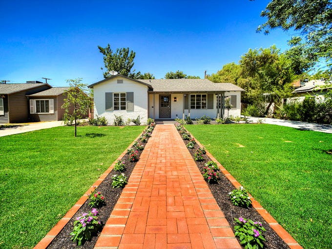 Pavers add appeal