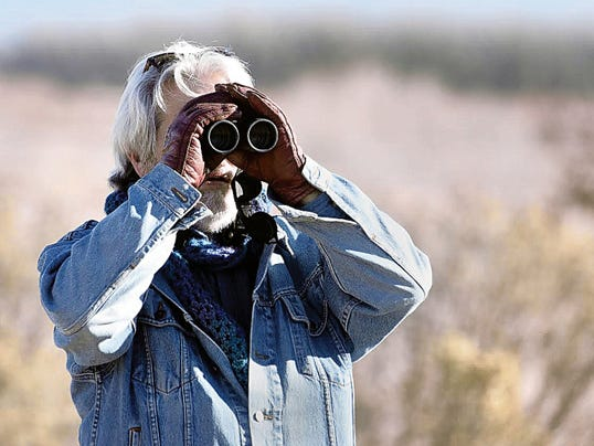 Christmas Bird Count file photo
