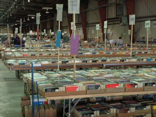 VNSA Used Book sale