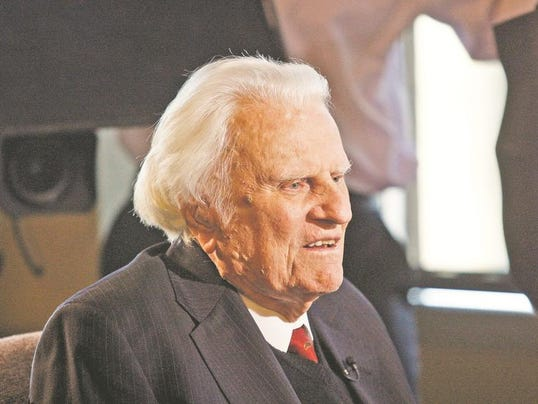 Billy Graham to be h