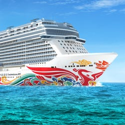 First look: Inside Norwegian Cruise Line's new Norwegian Escape