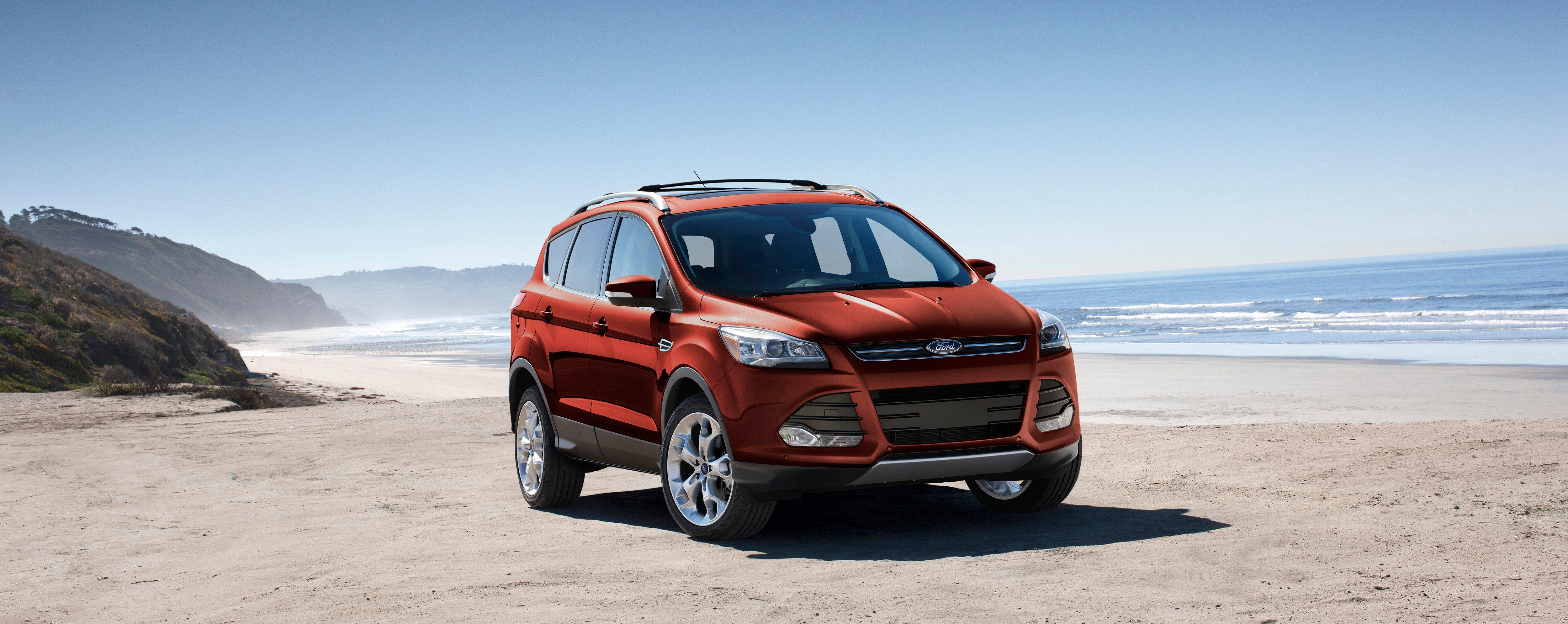 2014 Ford Escape Titanium Recalls