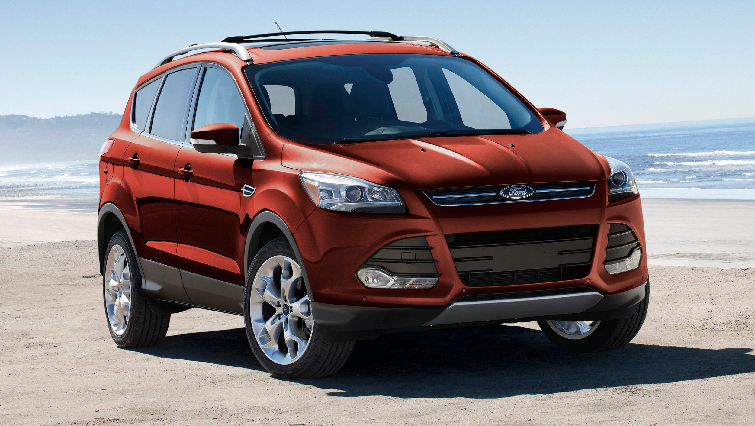 Ford Recalls 850k For Airbag  Safety