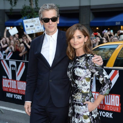 How 'Doctor Who' landed in America: New book tells the story