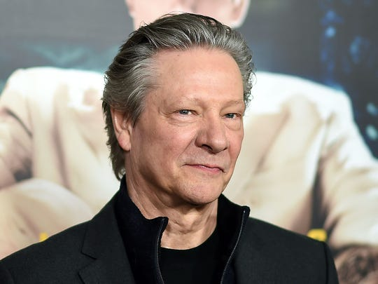 "Chris Cooper attends the world premiere of Live by Night"" on Jan. 9, 2017, in Hollywood, Calif."