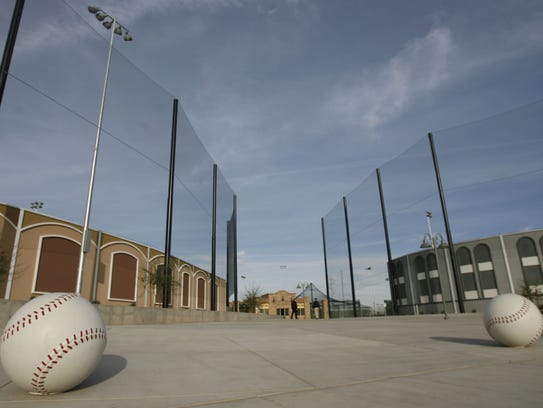 The Big League Dreams complex in Gilbert closed July