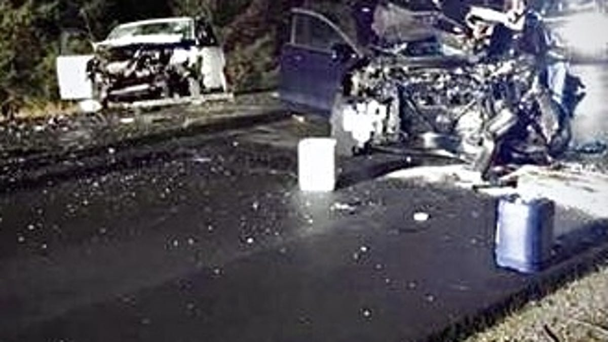 Fall River woman dies in head-on crash in NH town; police