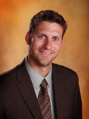 Superintendent Jarod Larson, Brandon Valley School District