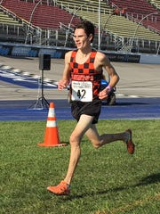 Brighton's Zach Stewart was 28th overall and the second