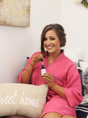Tanorici, a 100 percent organic facial oil created by Tarek Ismaeil of Hillsborough, has attracted celebrityattention.Savannah Morgan Lane, Miss Virginia 2015, tried out the product and raved about its benefits.