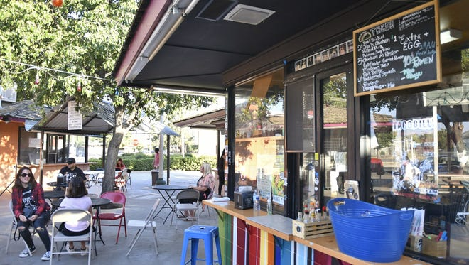 "Tacos Lucha announced it will be closing its Oval Park outpost on Dec. 31. The successful taco shack will ""go mobile"" until a permanent location is found, owner Chris Gonzales said."