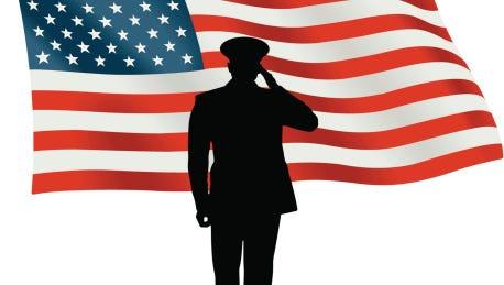 Mount Holly hosts a Veterans Day program.