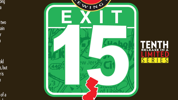Exit 15 Coffee IPA will be in limited release in October. Brewed in Somerdale, the beer is made with Revolution Coffee Roasters coffee.