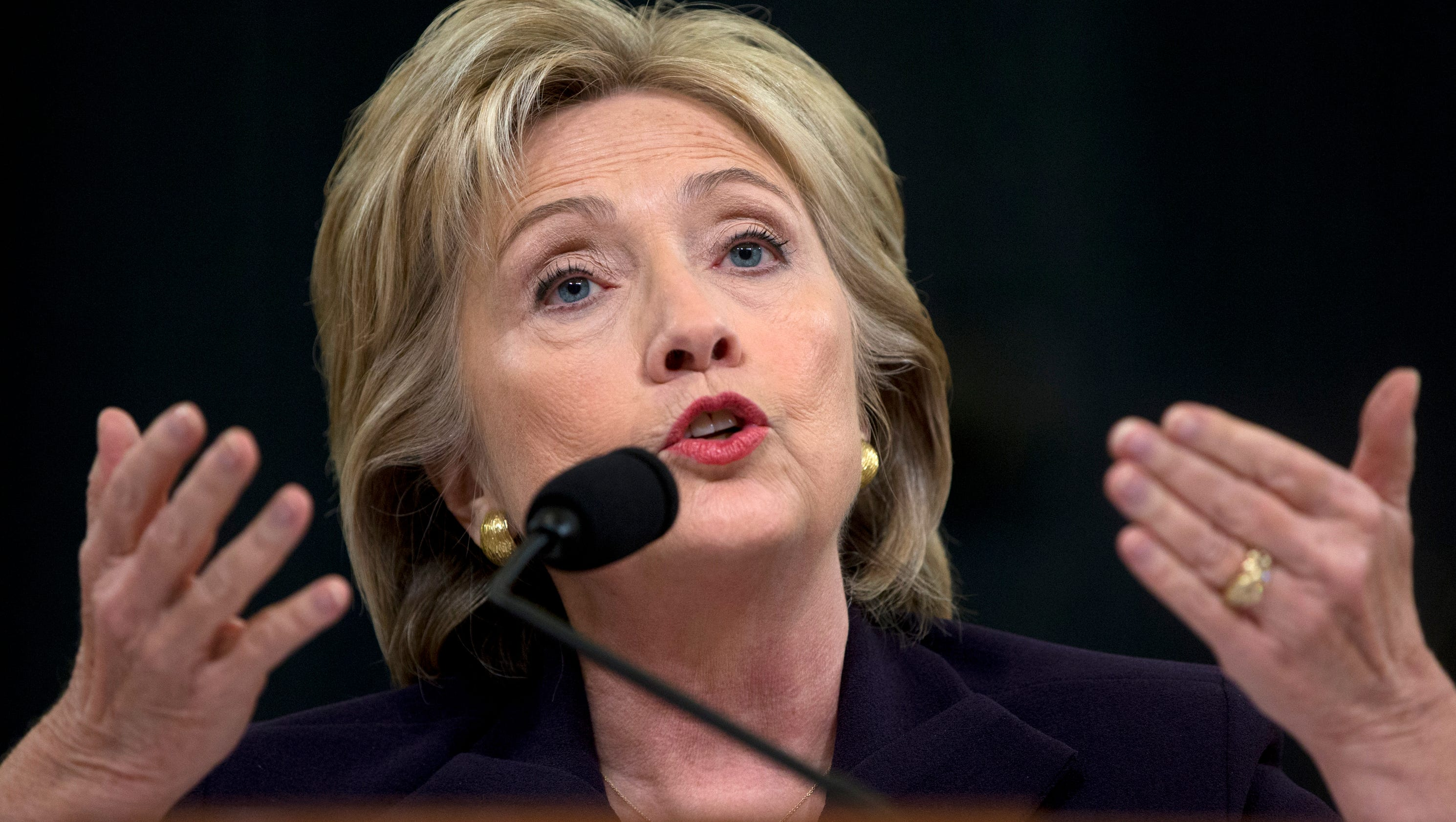 GOP report: U.S. failed to protect Americans in Benghazi