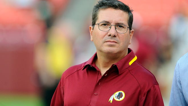 Washington Redskins owner Daniel Snyder refuses to back off the team nickname that many Native Americans find offensive.